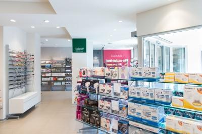 Farmacia - Ingresso